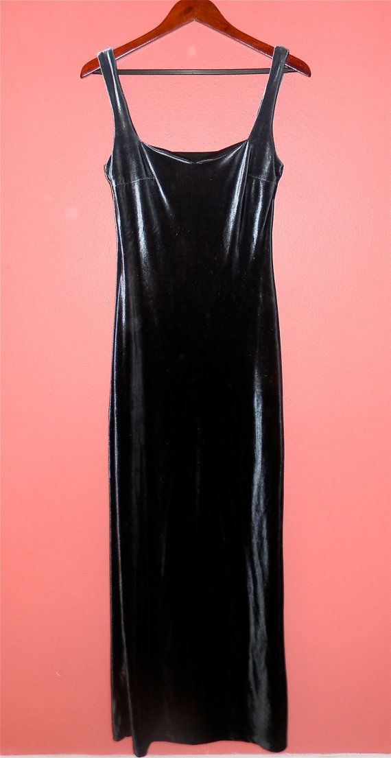long dress 90s 00s reliever robb