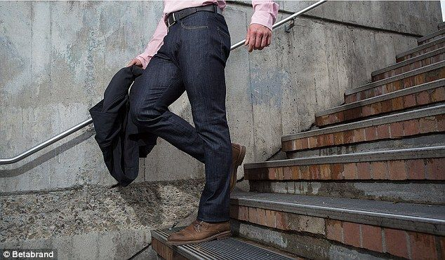 The jeans that can protect you from RFID credit card scanners