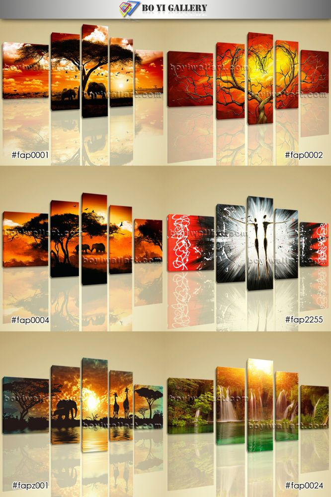 Home Decor Canvas Wall Art