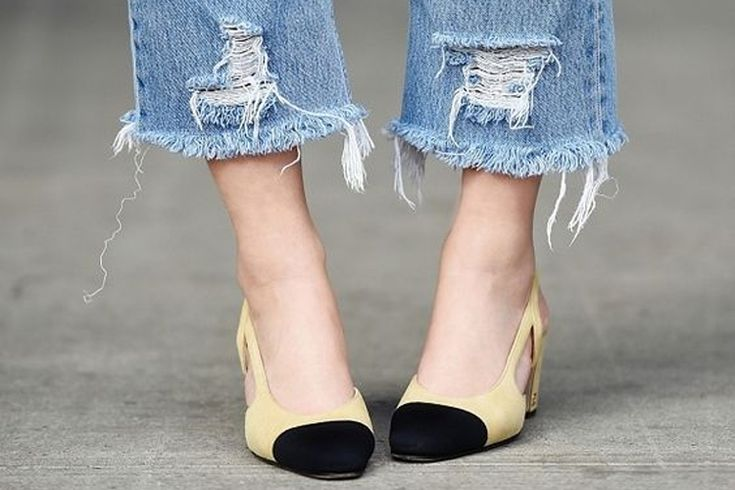 Cropped, flared, mon, cigarrette and ragged jeans