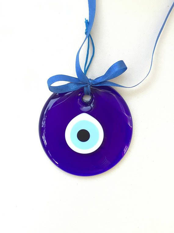 5 large Evil Eye charm good luck charm nazar