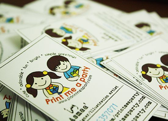7 best images about Print business cards at home on Pinterest ...