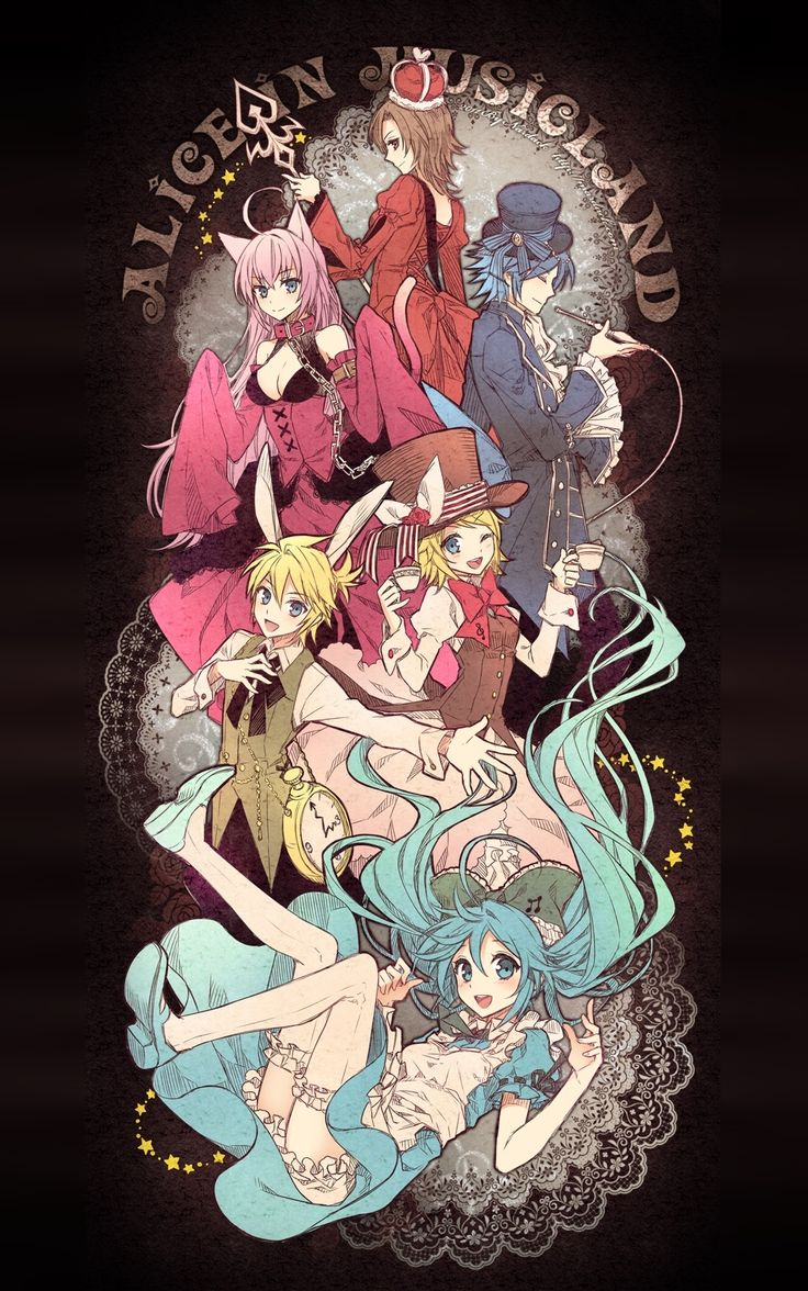 Alice in Musicland  Vocaloid Lyrics Wiki  FANDOM powered