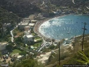 Ligaria Beach Crete