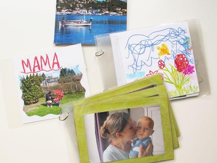 32 besten laminieren laminator crafts bilder auf - Fotoalbum selber machen ...