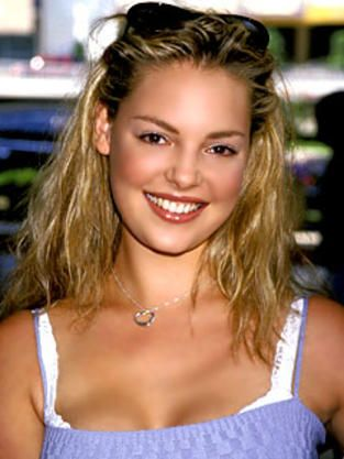Katherine Heigl (November 24, 1978) American actress, o.a. known from the series 'Grey's Anatomy'.
