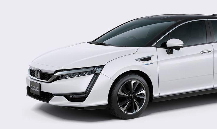 Honda lança Clarity, carro movido a hidrogênio