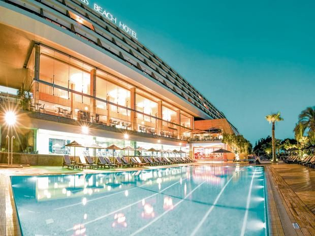 Amathus Beach Hotel Limassol, Cyprus/Limassol
