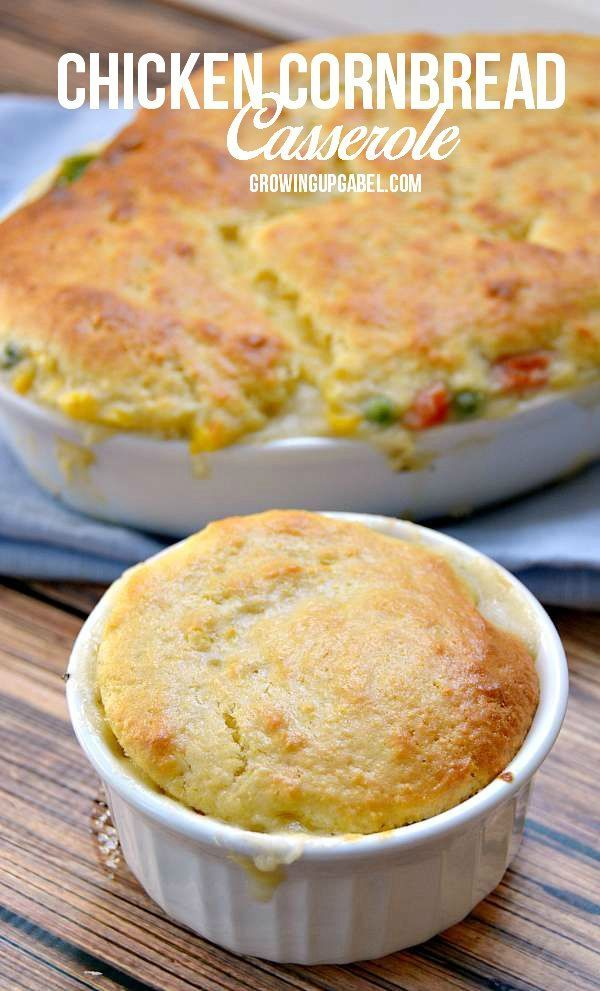 Need an easy dinner recipe? Use a homemade chicken pot pie filling and ...