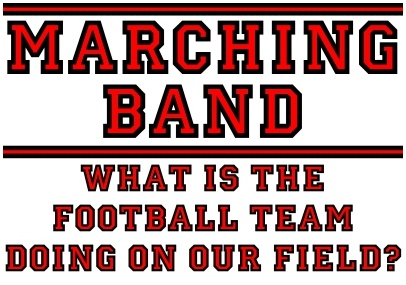 Marching Band Humor | ponderosa marching band (Ponderosa Bruins Marching Band & Guard) on ...