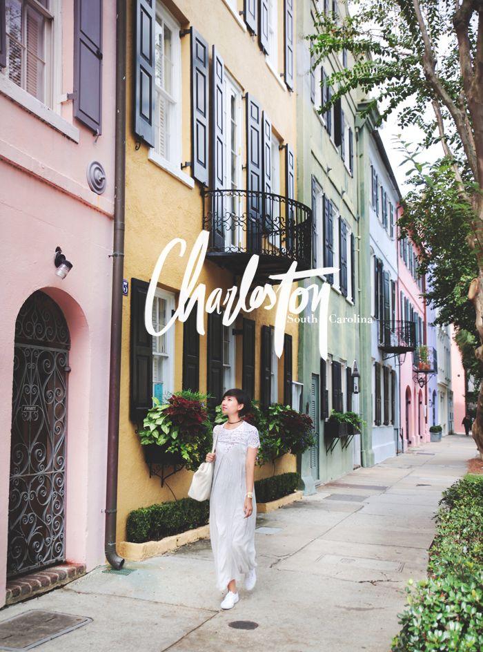 Charleston | Le monde de Tokyobanhbao: Blog Mode gourmand