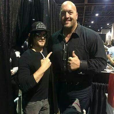 Norman and The Big show 5/31/14 Wizard world/Comic con. Atlanta