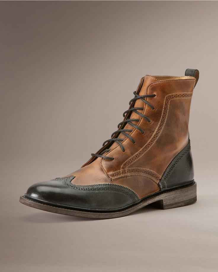 Black Fashion Shoes Men