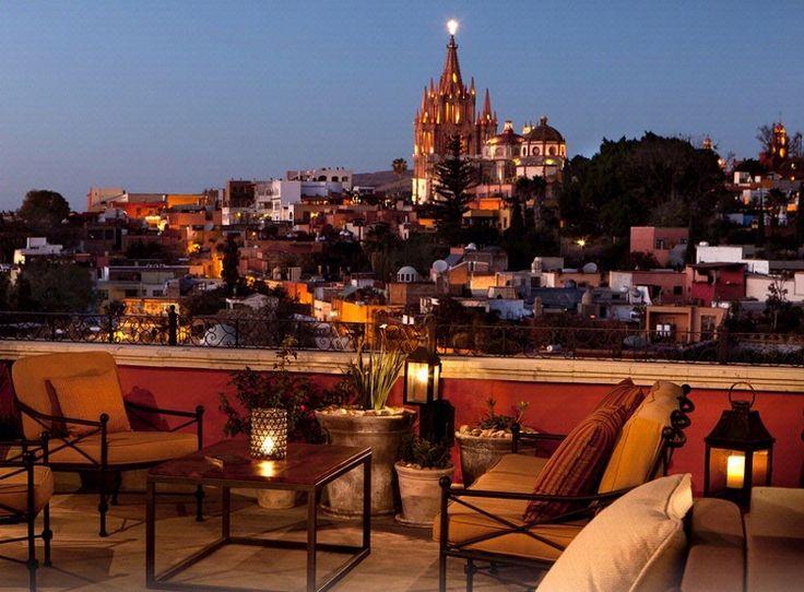 san miguel de allende | Awaken All Your Senses in San Miguel de Allende, Mexico | Luxury ...