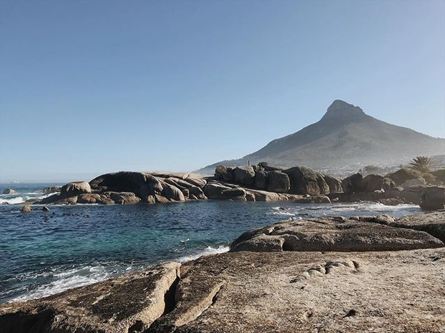 These rocks have long been my reflective point in Cape Town. A confluence of earth ocean and soul.