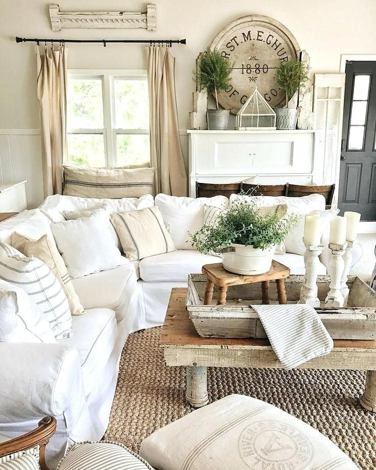 Every item on this page was curated by an elle decor editor. French Country Living Room Ideas Adorable And Best On Home Pinterest Farmhouse Decor Living Room Farm House Living Room Country Living Room