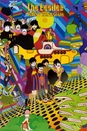The Beatles- Yellow Submarine
