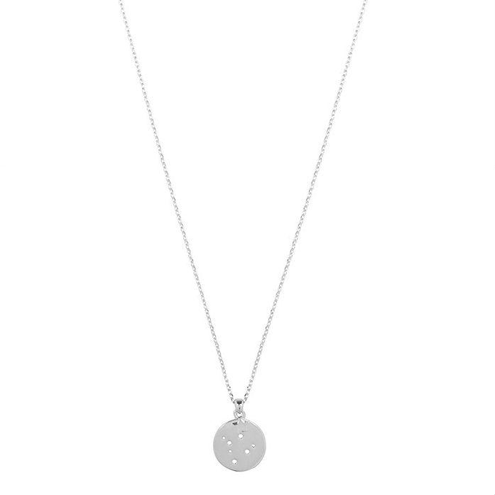 Maan en Ster Ketting - Zilver/Goud/Rose   My Jewellery