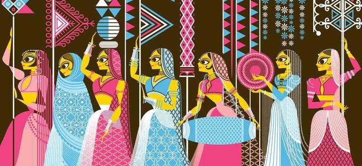 Sanjay Patel vector artist