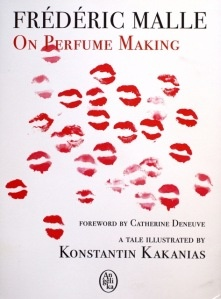 Frédéric Malle: On Perfume Making  http://angelikapublishers.com/frederic-malle-on-perfume-making/