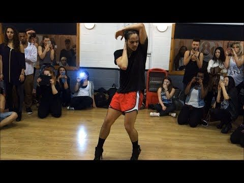 "YANIS MARSHALL CHOREOGRAPHY ""DRUNK IN LOVE"" BEYONCE. Heels Class in LONDON Studio68. @yanismarshall - YouTube"
