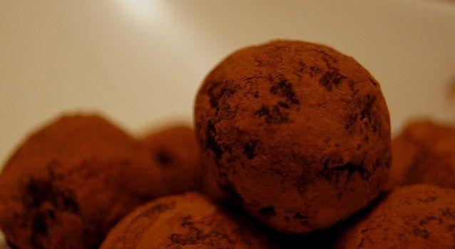 Suikervrije Rauwe Chocolade Balletjes