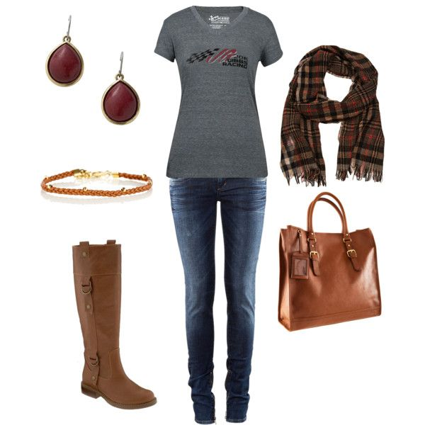 Cute for wear to the track!! (If I ever get my NASCAR Job!!) :)