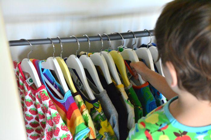 Minimalist Children's Wardrobe