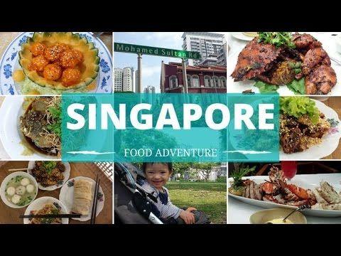 Singapore Food Adventure