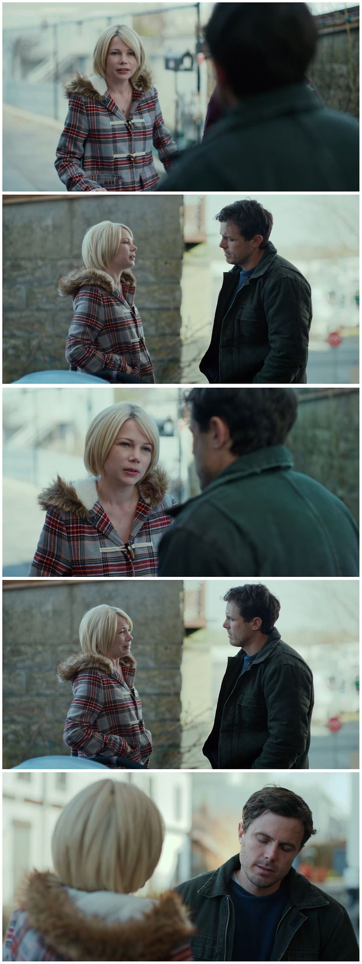 The Oscars 2017 | 89th Academy AwardsOriginal screenplay: Kenneth Lonergan - Manchester by the Sea