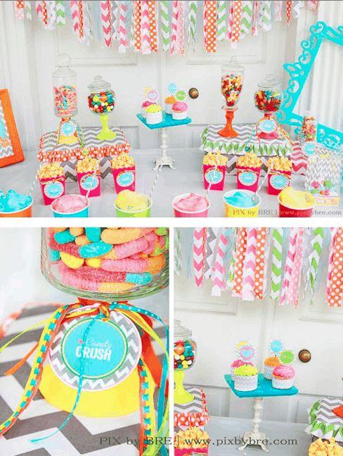 Lolly buffet idea