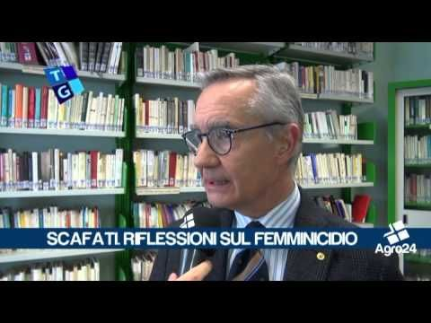 Scafati. Salerno. Il generale Garofano parla di violenza sulle donne