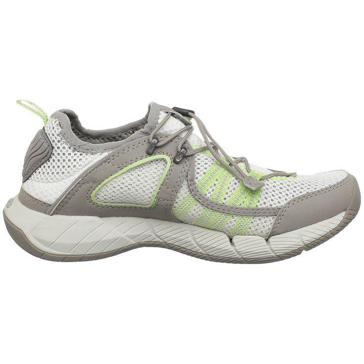 Teva Churn W`s 9076, Damen, Sportschuhe - Outdoor, Grün (lettuce green 579), EU 37 (UK 4.5000) (US 6): Amazon.de: Schuhe & Handtaschen