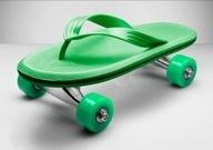 flip-flop rollerskate. LMAO!! I love filp flops