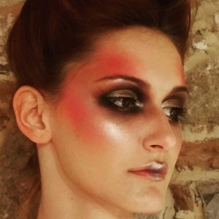 Makeup for Feeric fashion days in sibiu