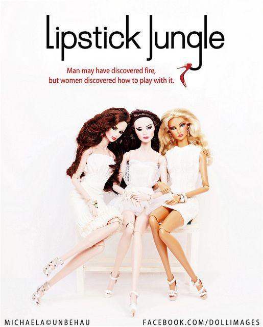 Lipstick Jungle | Flickr - Photo Sharing!