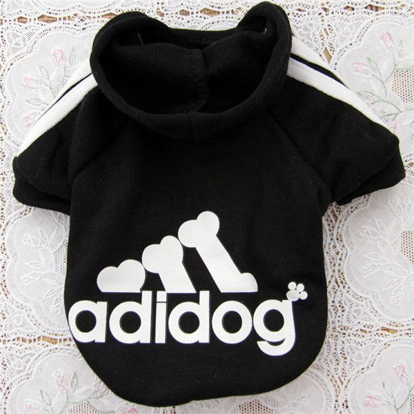 Pet Puppy Dog Clothes Hooded Coat Playsuit Outwear Costumes Size S M L XL XXL Red Pink Blue Yellow Black Grey