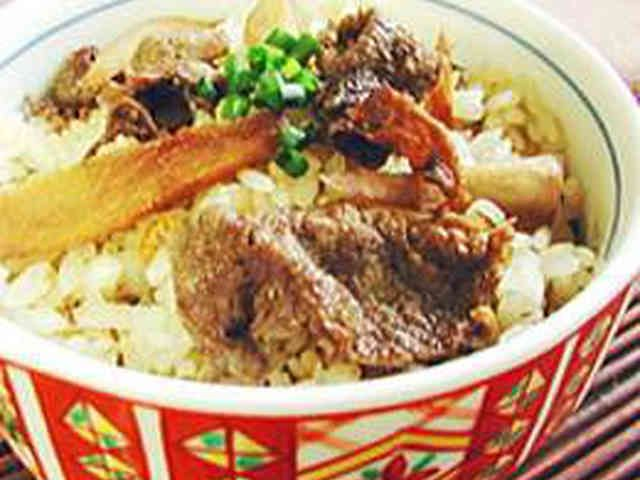 定番♪牛肉とごぼうの炊き込み麦ごはん by カナダ・アルバータ