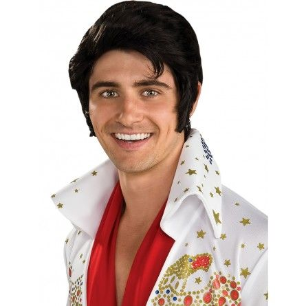 Adult Elvis Costume Wig