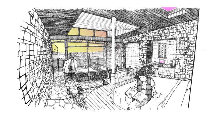 Proyecto Título SSA_Lodge en Caspana_2008