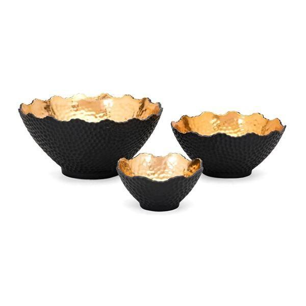 Black Decorative Bowls Parisa Decorative Bowls  Set Of 3  Products  Pinterest  Bowl