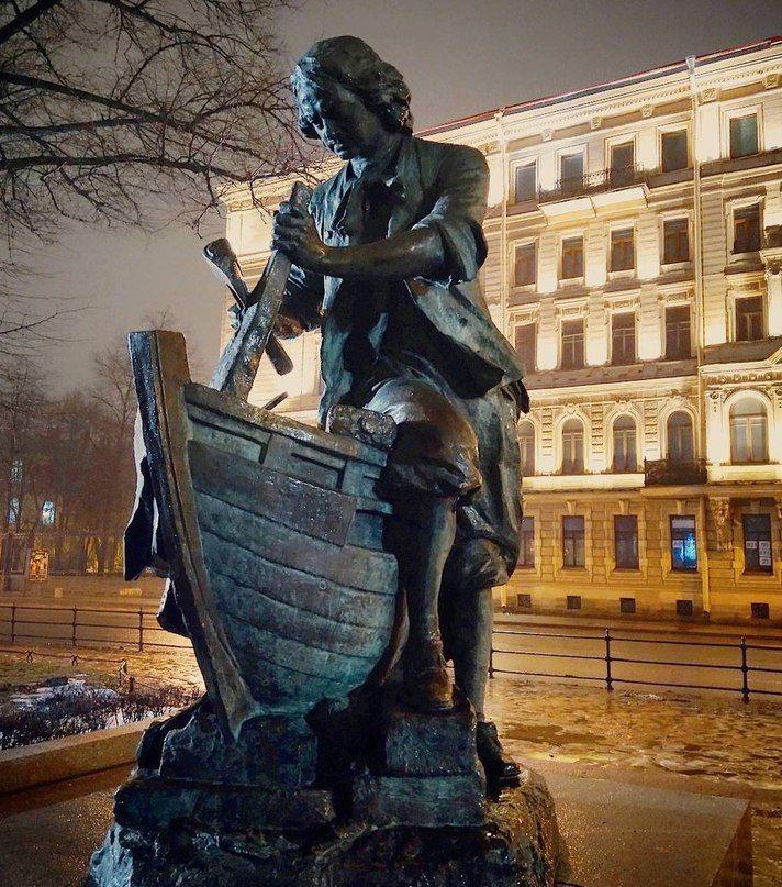 приступить памятники санкт петербурга фотографии того, как вокруг