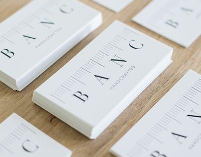 "Banc branding @Behance ""BANC | Visual Identity"" http://be.net/gallery/35752511/BANC-Visual-Identity"