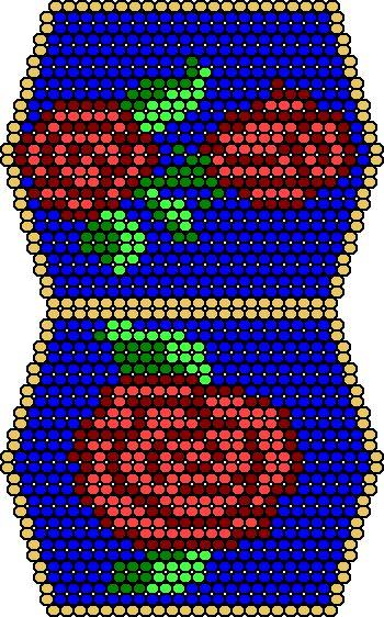 A Rose Pattern - Beadwork, bellaonline.com
