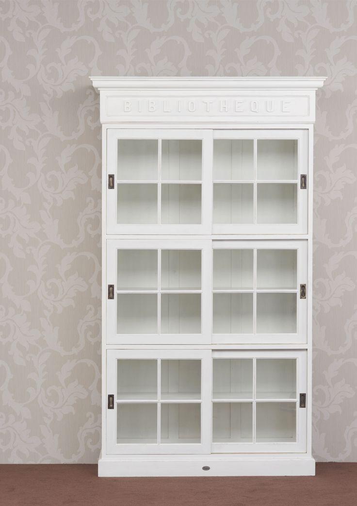 Info 550 boekenkast for Antiek interieur