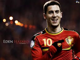 Eden Hazard= Belgium National Football Team