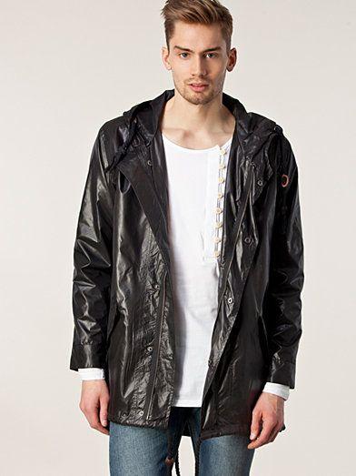 Medius Jacket - Army Of Me - Svart - Jackor - Kläder - Man - NlyMan.com