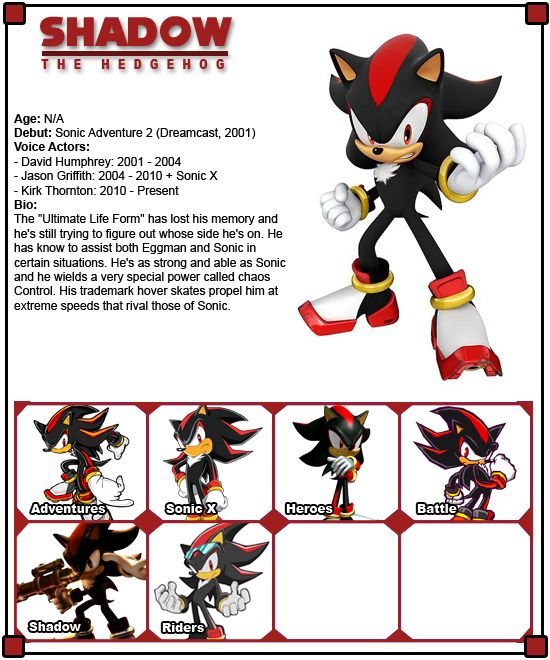 Shadow In Sonic The Hedgehog Rom Hack