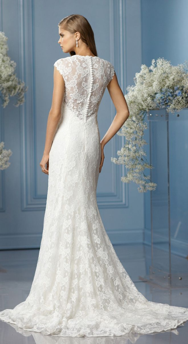 168 best My {wedding} Dress images on Pinterest | Homecoming dresses ...