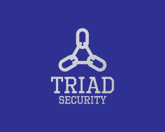 Logo Design - Triad Security